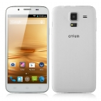 Otium S5 Smartphone - 5 Inch 854x480 IPS Screen, Android 4.4 OS, MTK6582 Quad Core 1.3GHz CPU (White)