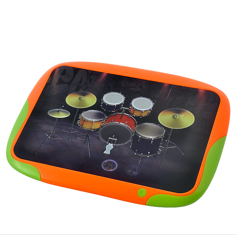 Chinese Portable Digital Touch Drum 8 Touch Sensitive