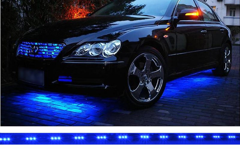Manufacturer Specifications  sc 1 st  Elite-Electronix & Chinese Under Car LED Lighting Strips - Remote Control Waterproof